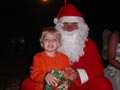 Daniel and Father Christmas